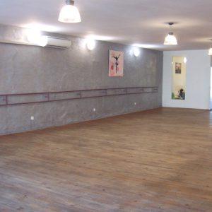 Revêtement sol et murs – Attitude Danse